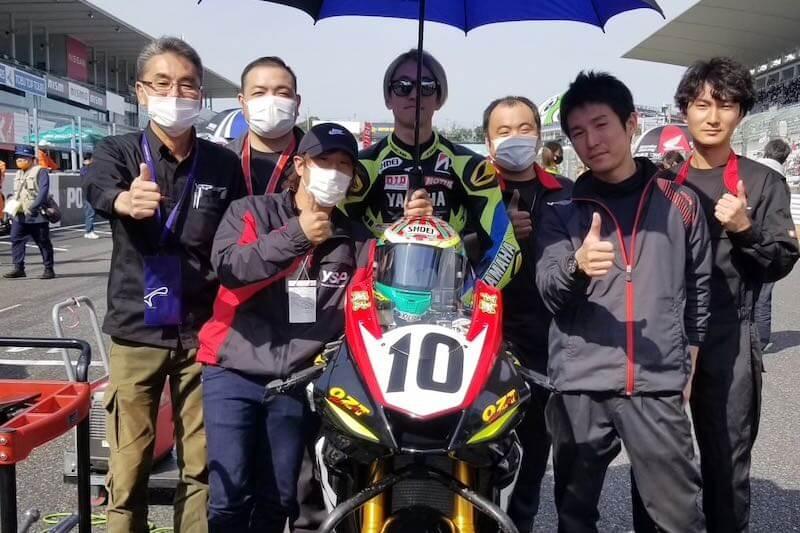 2020全日本ロードレース選手権MFJ GP鈴鹿大会参戦!!